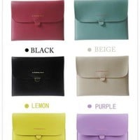 Candy Color Ipad Case (Clutch) - Retro, Indie and Unique Fashion
