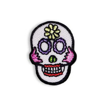 Hipstapatch - Sugar Skull