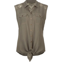 Women's Blouses, Shirts & Flannels: Plaid Shirts, Long Sleeve Shirts, Short Sleeve Shirts, Flannel Shirts, Snap Button Shirts - Tillys.com