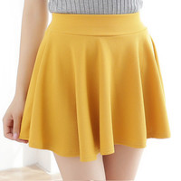 Cupshe Prime of Life Flared Skirt