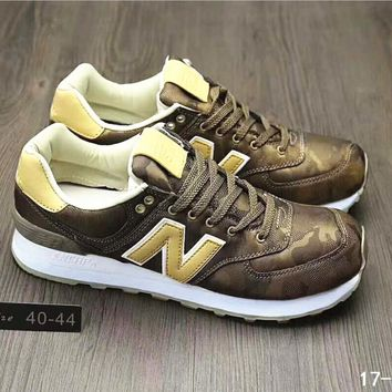 """""""New Balance"""" Fashion Casual All-match N Words Breathable Couple Sneakers Shoes I-SS"""