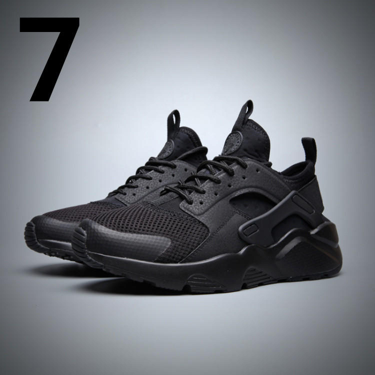 Nike Air Huarache Women Running Sport Casual Shoes Sneakers f5db5cebb