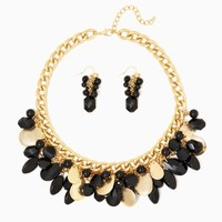 Blakeley Chain Necklace Set   Fashion Jewelry   charming charlie