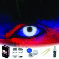 EDIT Transparent Coloured Contacts (Kit)
