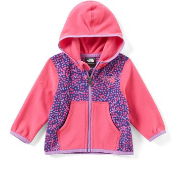 The North Face Baby Girls 3-24 Months Glacier Full-Zip Hoodie Jacket | Dillards
