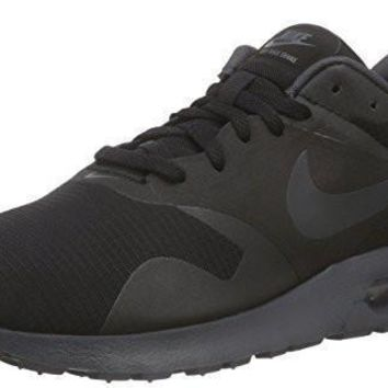 Nike Mens Air Max Tavas Black/Anthracite/Black Running Shoe 13 Men US