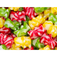Swirly Gummy Bears: 3KG Bag