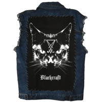 Lucifer The Cat - Back Patch