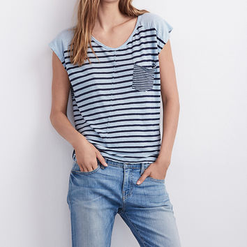 BEAUMONT MIXED STRIPE