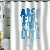 DENY Designs Home Accessories | Leah Flores Absolutely Shower Curtain