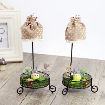 Cats Iron Lamp Decoration Gifts Home Decor [6282377542]