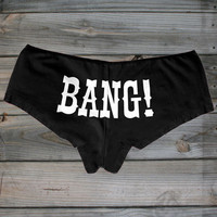 Juniors Country Girl ® Bang! Boyshorts