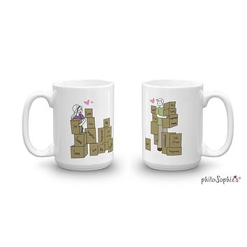 Live a that's full - Pair of Mugs