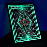 Neo Vision Lucid Light Wall Art
