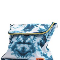 Cloud Foldover Knapsack Tie Dye - Spencer's