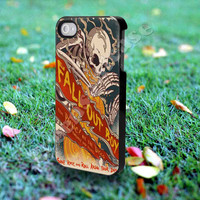 FALL OUT boy Custom - for iPhone 4/4s, iPhone 5/5S/5C, Samsung S3 i9300, Samsung S4 i9500 *Greensoulcase*