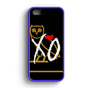 The Weeknd Ovo Owl Combination iPhone 5 Case iPhone 5s Case iPhone 5c Case