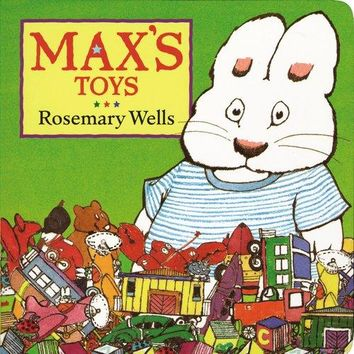 Max's Toys (Max and Ruby)