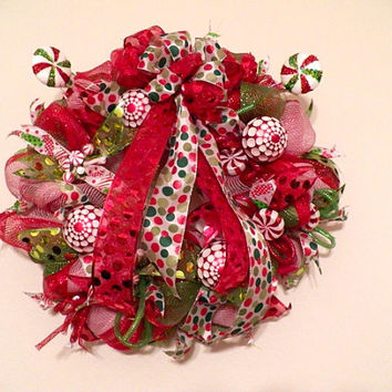Deluxe Christmas Wreath, Christmas Decoration, Christmas Door Hanger