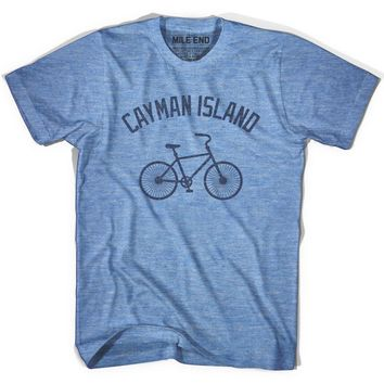 Cayman Islands Vintage Bike T-shirt