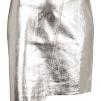 Topshop 'The Collection Starring Kate Bosworth' Leather Skirt | Nordstrom