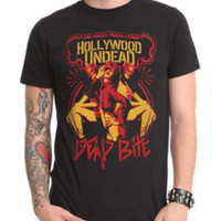 Hollywood Undead Dead Bite Slim-Fit T-Shirt