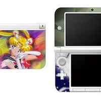 Sailor Moon Nintendo 3DS XL LL Vinyl Skin Decal Sticker
