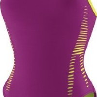 Speedo Women's Flipturns Extreme Back Laser Cut Endurance Lite Performance Swimsuit