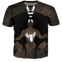 Spiderman Vs Venom Tee