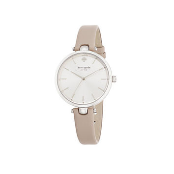 Kate Spade Holland Skinny Strap Watch Grey/Stainless ONE
