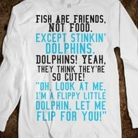 Except for Dolphins! - Whitney's Wardrobe