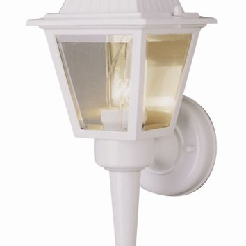 "Trans Globe Lighting 4005 14"" High Outdoor Wall Light Lantern"