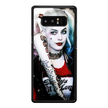 Harley Quinn Beauty Samsung Galaxy Note 8 Case