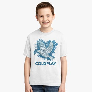 Coldplay - Birds Youth T-shirt