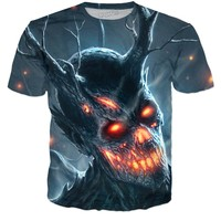 ROTS Have A Happy Halloween! Adult T-Shirt (AOP)