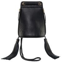 Sancia || The Zahle cross-body in black