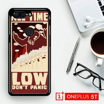 All Time Low Logo Y0296  OnePLus 5T / One Plus 5T Case