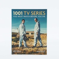 1001 TV Series Book - Urban Outfitters