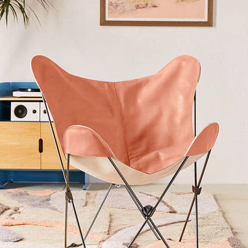 Leather Butterfly Chair Cover | Urban Outfitters