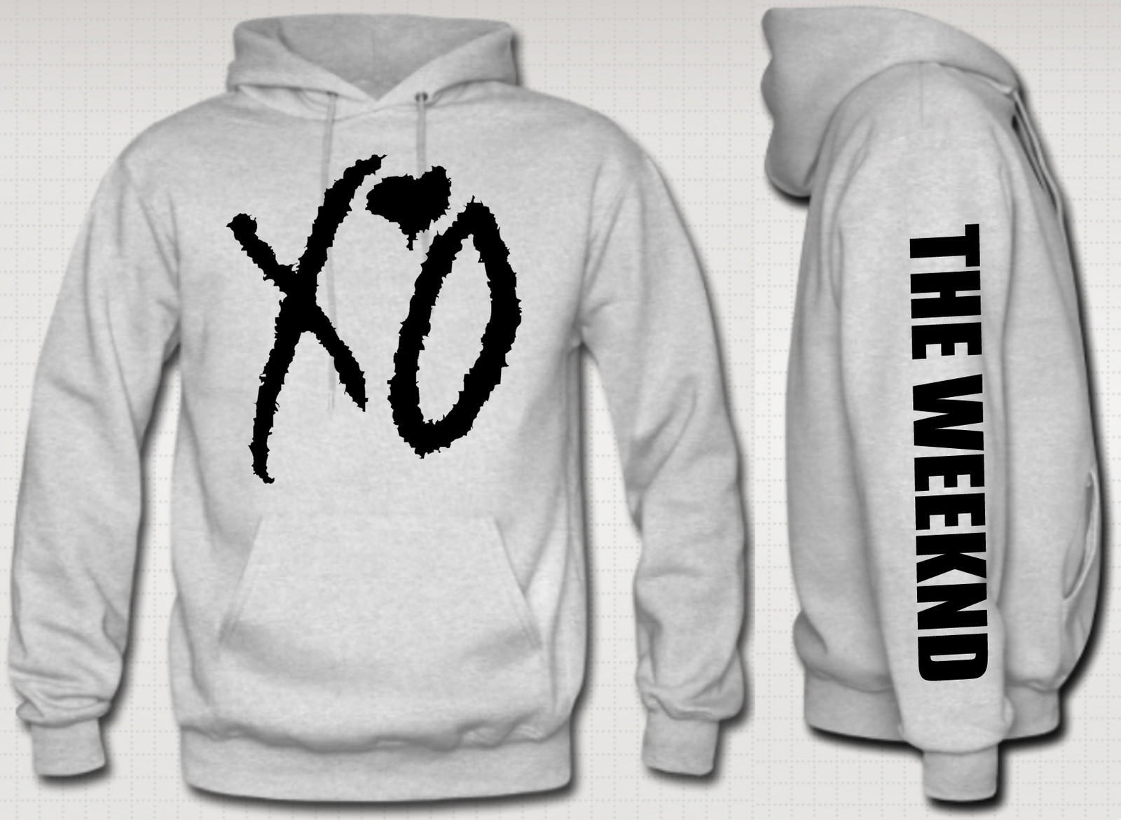 Xo The Weeknd Hoodie From Teee Shop Things I Want As Gifts