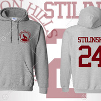 Stilinski 24 Hoodies Teen Wolf Hoodies Beacon Hills Stiles Stilinski 24 Teen Power Wolf Beacon Hills Clothing
