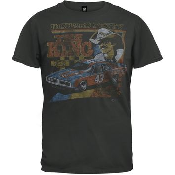 Richard Petty - The King Soft T-Shirt