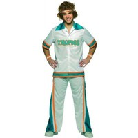 Rasta Imposta Jackie Moon Official Flint Tropics Warm Up Suit