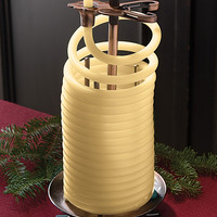 Beeswax Coil Candle and Refills