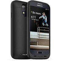 mophie Galaxy S4 Juice Pack Battery Case - Black
