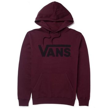 Vans Fashion Long Sleeve Pullover Sweatshirt Top Sweater