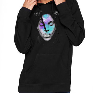 "Prince ""Let's Go Crazy"" Hoodie  