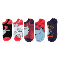 Cartoon Hangover Bravest Warriors Catbug No-Show Socks