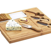 Celtic Cheese Board Set, Bamboo, Cheese Boards & Cheese Board Sets