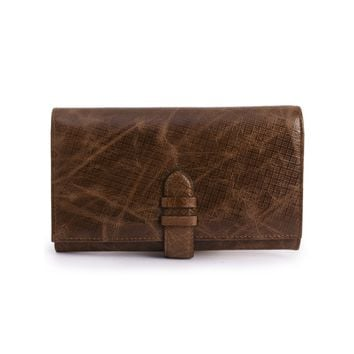 Phive Rivers Women's Leather Wallet -PRU1388